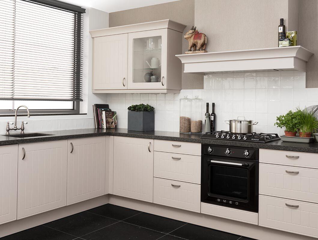 Kleine L-keuken