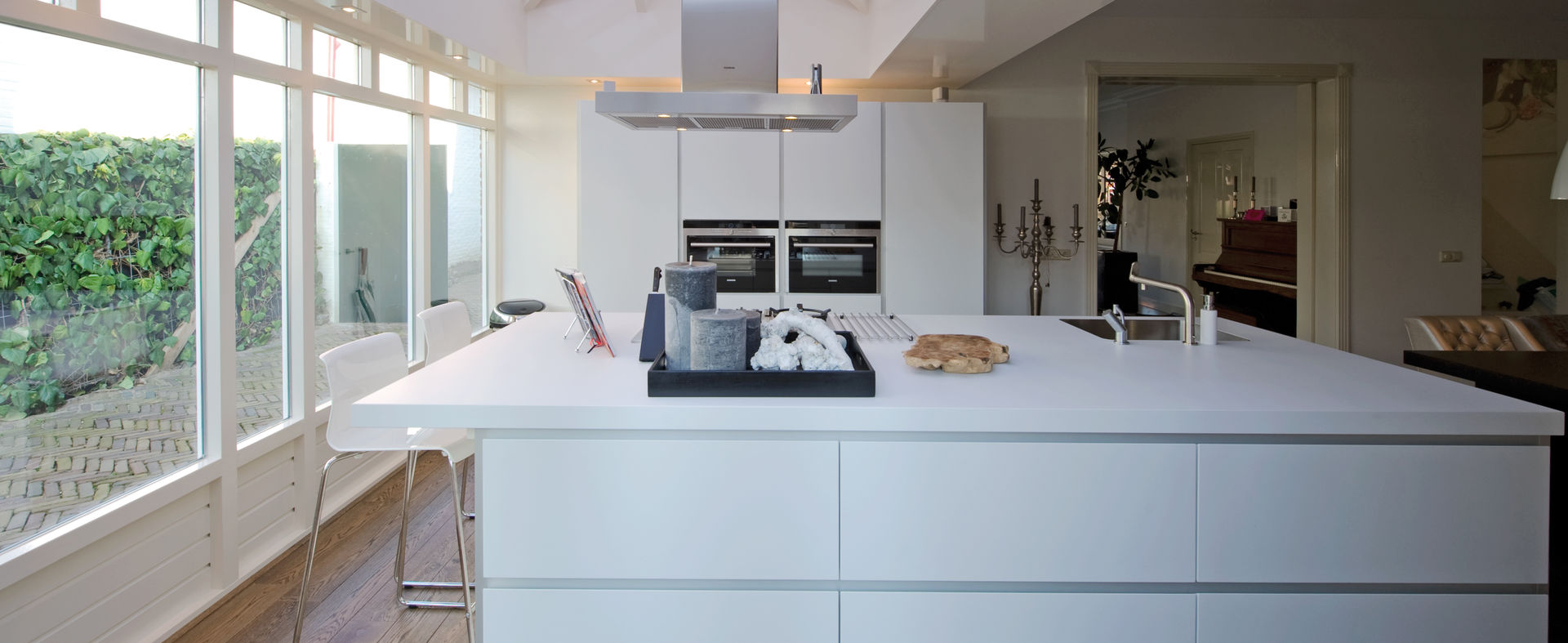 Keuken inclusief bar CVT