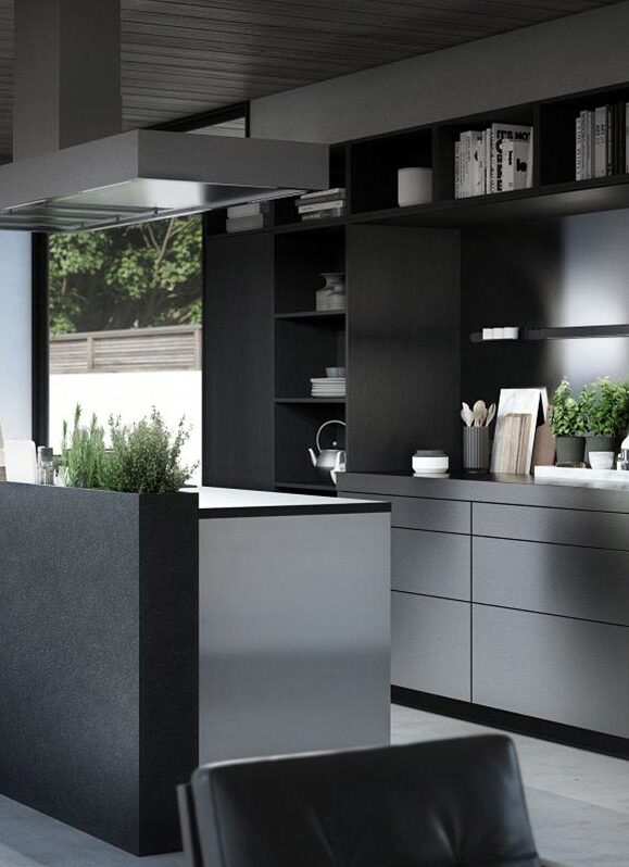 Moderne SieMatic keuken