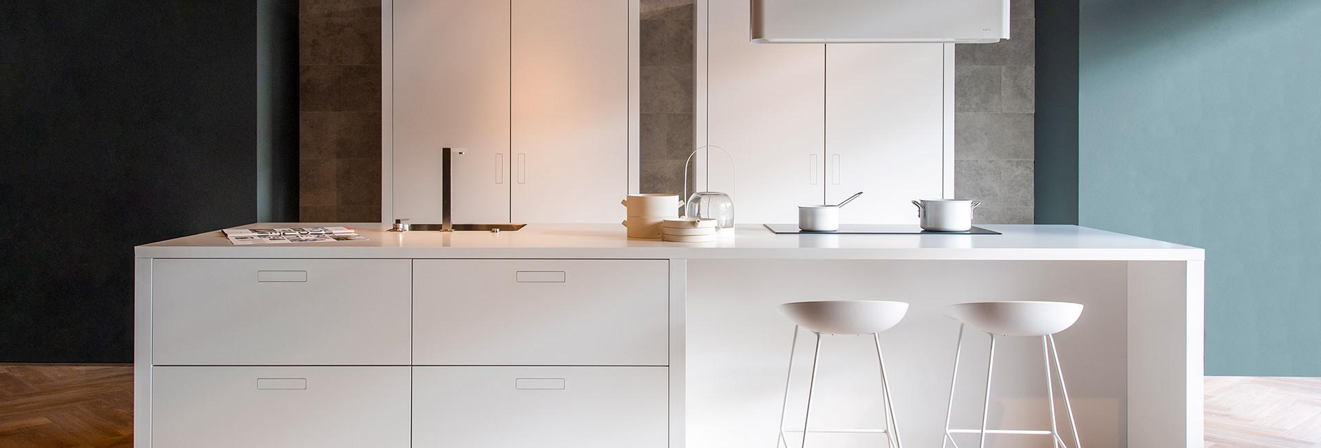 Keukeninspiratie - CVT keukens