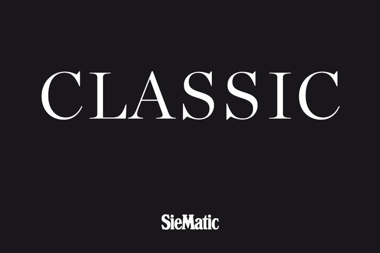 Siematic Classic