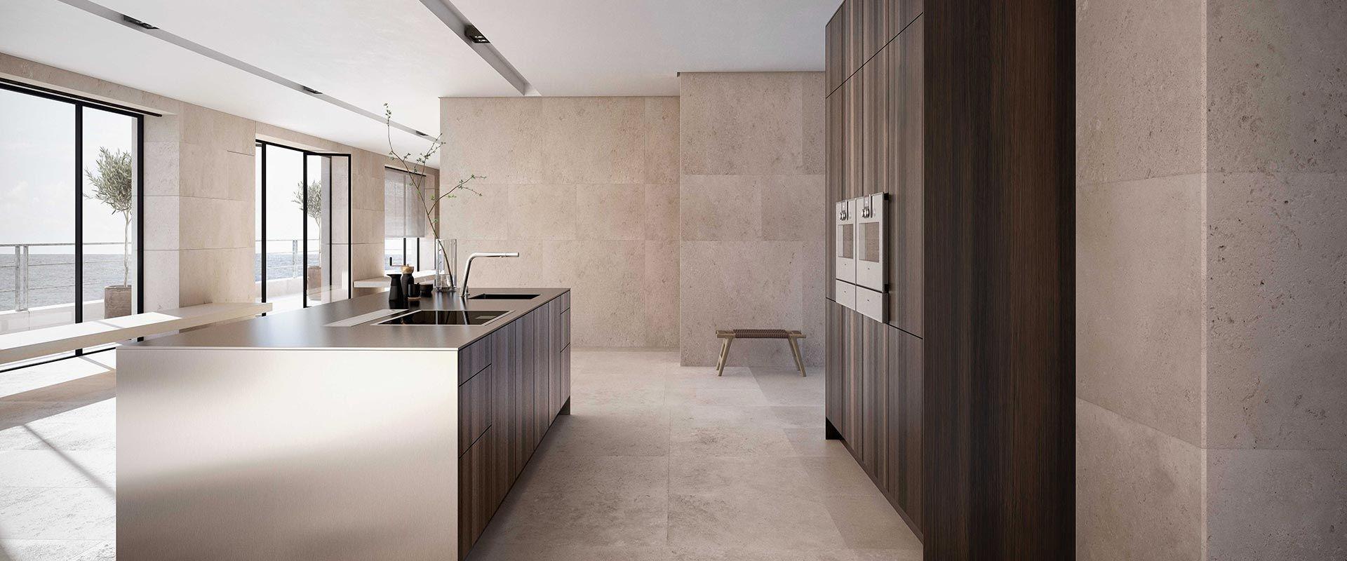 Design keuken aanrechtblad