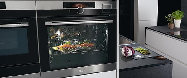 grote oven AEG