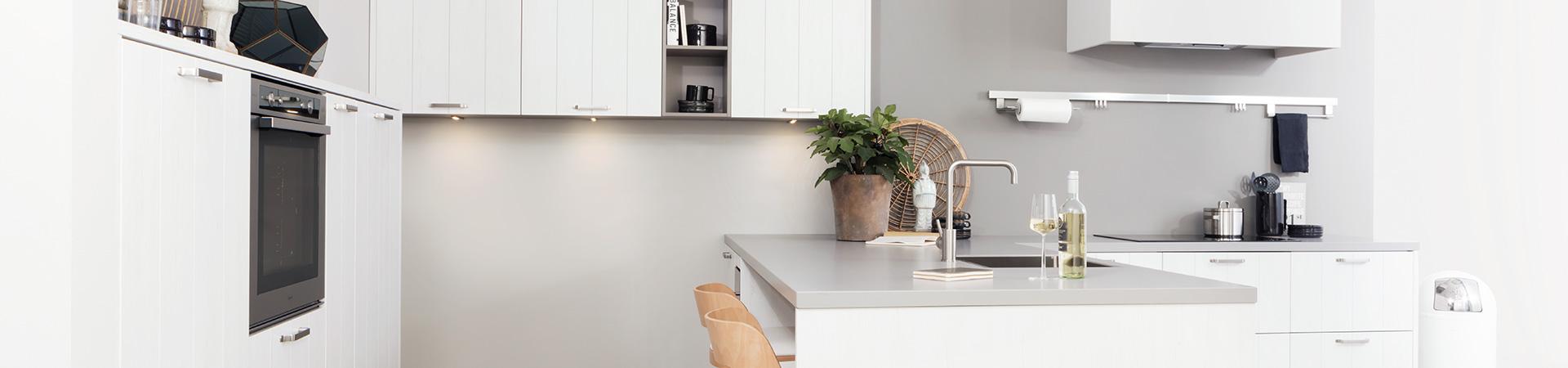 Maak uw keuken praktischer