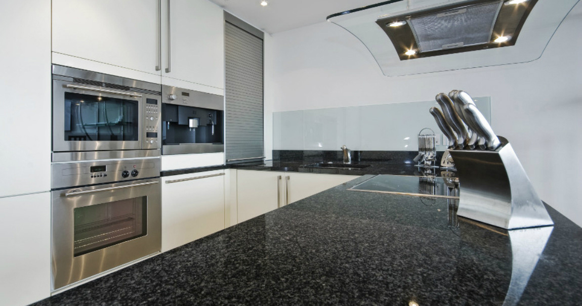 Granieten Keukenbladen Bij Cvt Keukens
